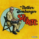 Cover für Notker Homburger © Robert Crumb