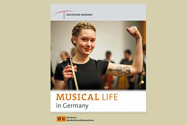 Cover Musical Life in Germany